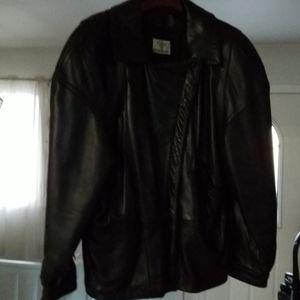 Vintage Super soft leather jacket
